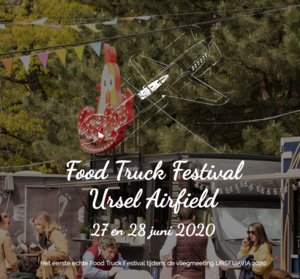 Food Truck Festival Ursel Airfield