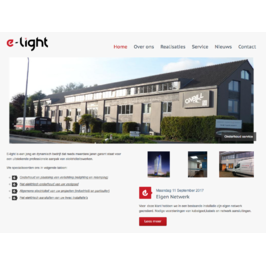 Elektrische installaties E-Light