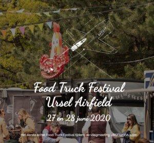 Food Truck Festival Ursel Airfield